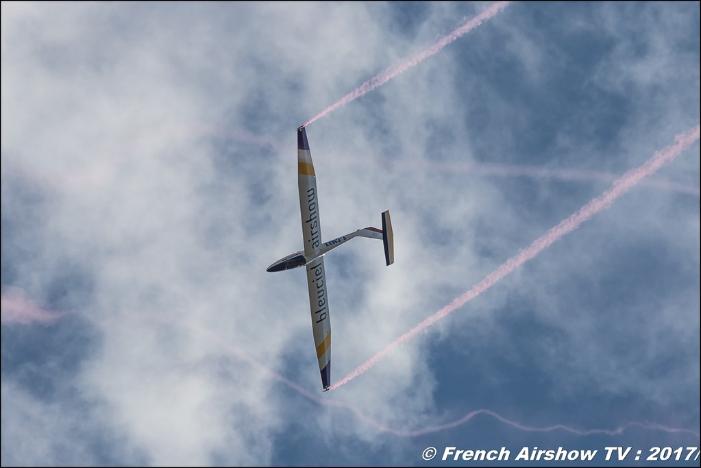 PILATUS B4 PC11 AF - F-CMAX , B4 Aerobatic Airshow , Denis Hartmann , Meeting aérien contre le cancer , Free Flight World Masters Rodez-Aveyron , FFWM2017 , Meeting Aerien 2017