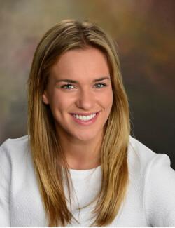 Portrait photograph of Nicole Finley