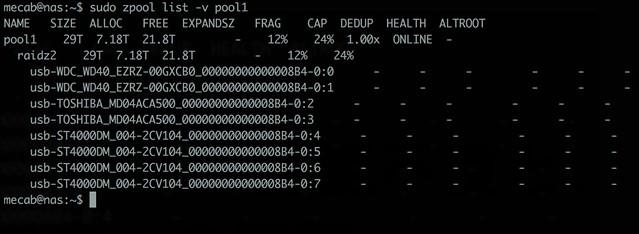 32TB分のHDDを買った