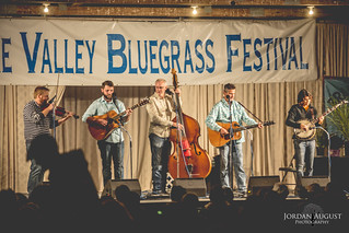 The Grascals at Delaware Valley Bluegrass Festival 9/2/2017 | by phillybluegrass