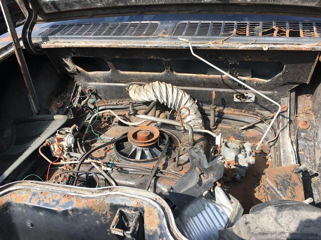Junkyard Car - Chevy Corvair | priceman 141 | Flickr