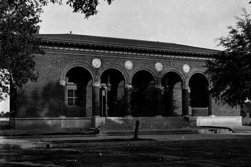 Tifton, GA post office | by PMCC Post Office Photos