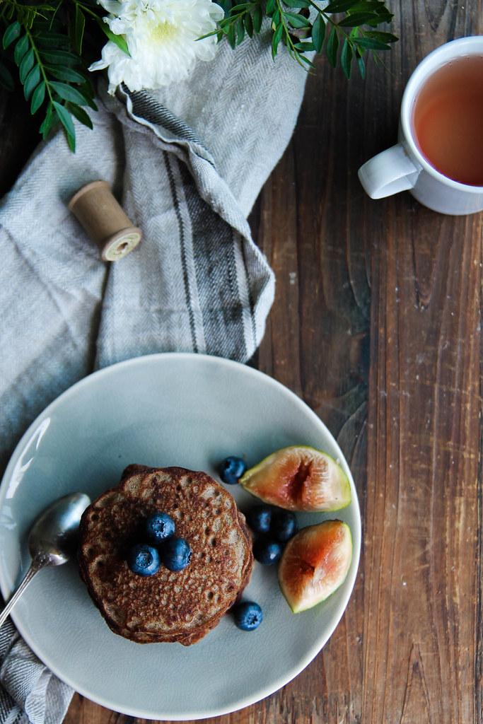 pancakes au sarrasin vegan sans gluten aime mange. Black Bedroom Furniture Sets. Home Design Ideas