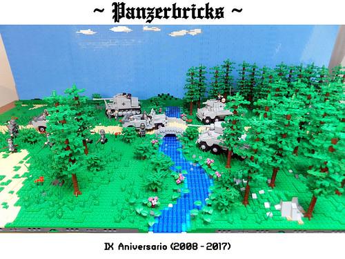 IX Aniversario de Panzerbricks