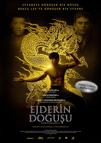 Ejderin Doğuşu - Birth of the Dragon (2017)