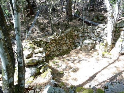 Caseddi d'Aragali à la confluence Velacu : 2ème caseddu