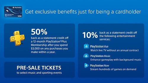 PlayStation Credit Card | by PlayStation.Blog