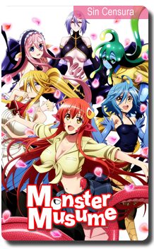 Monster Musume no Iru Nichijou - SIN CENSURA Episodios Completos Online Sub Español