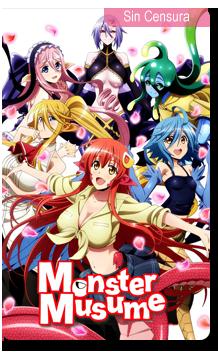 Monster Musume no Iru Nichijou - SIN CENSURA Episodios Completos Online Sub Español