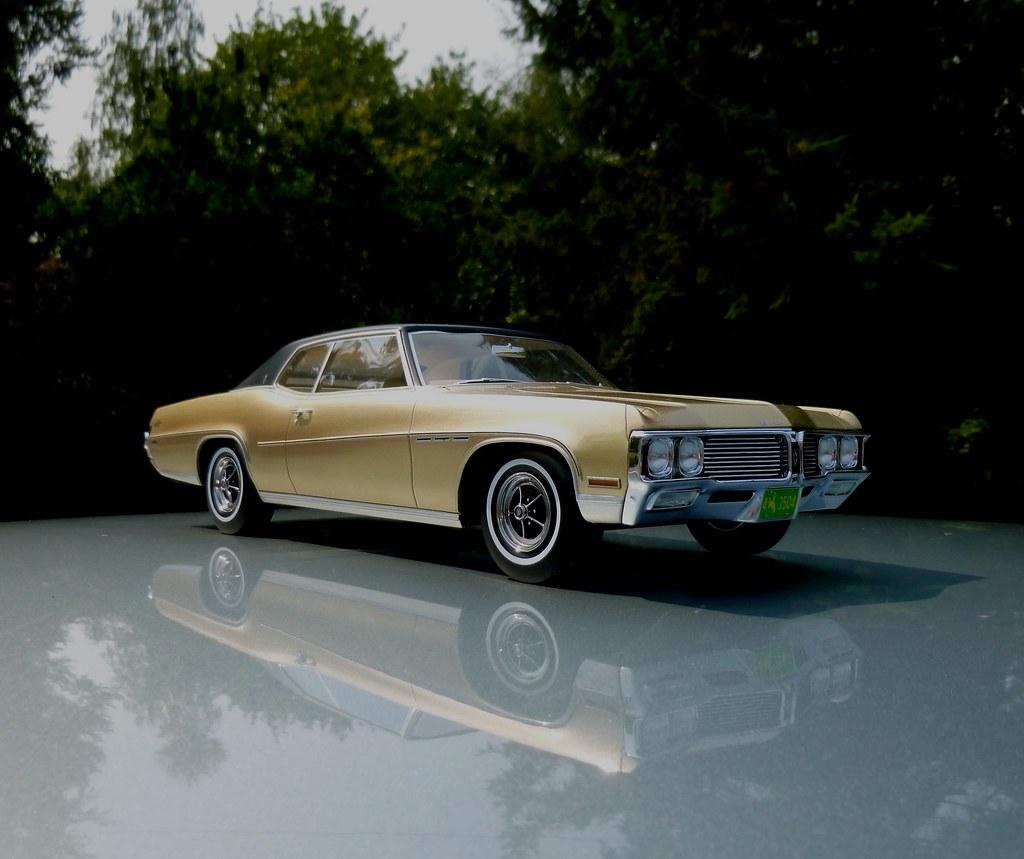 Fd D E B on 1970 Buick Lesabre