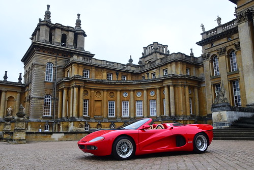 Bizzarrini BZ-2001, Blenheim Palace Classic & Supercar, Blenheim Palace 2017