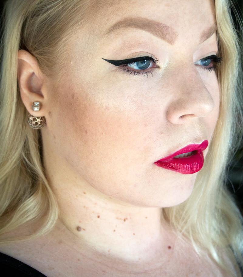 avon mark makeup meikki