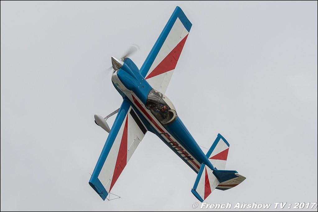 CAP 21 - F-GDTM , Aquitaine Voltige , Legend Air en Limousin 2017 , aérodrome de Saint Junien 2017 , Meeting Aerien 2017