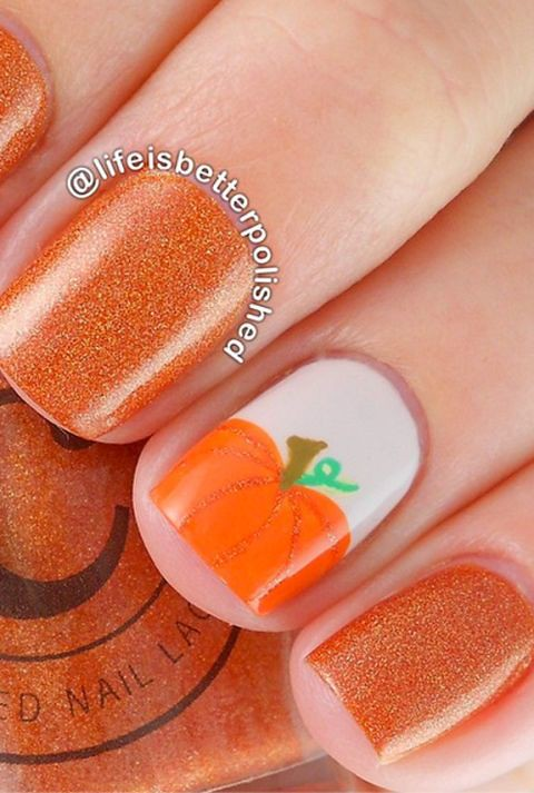 @karissabianco  Amazing nail designs to try this fall