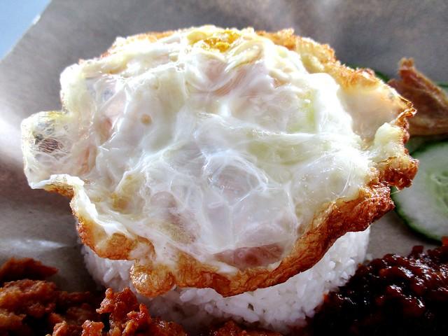 JuneWestern fried egg