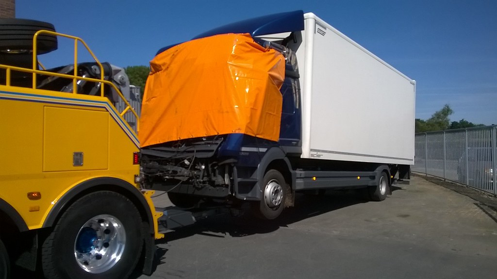 Ongeval By Truckassistance Ongeval By Truckassistance