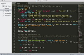 Sublime Text 3 | by othree