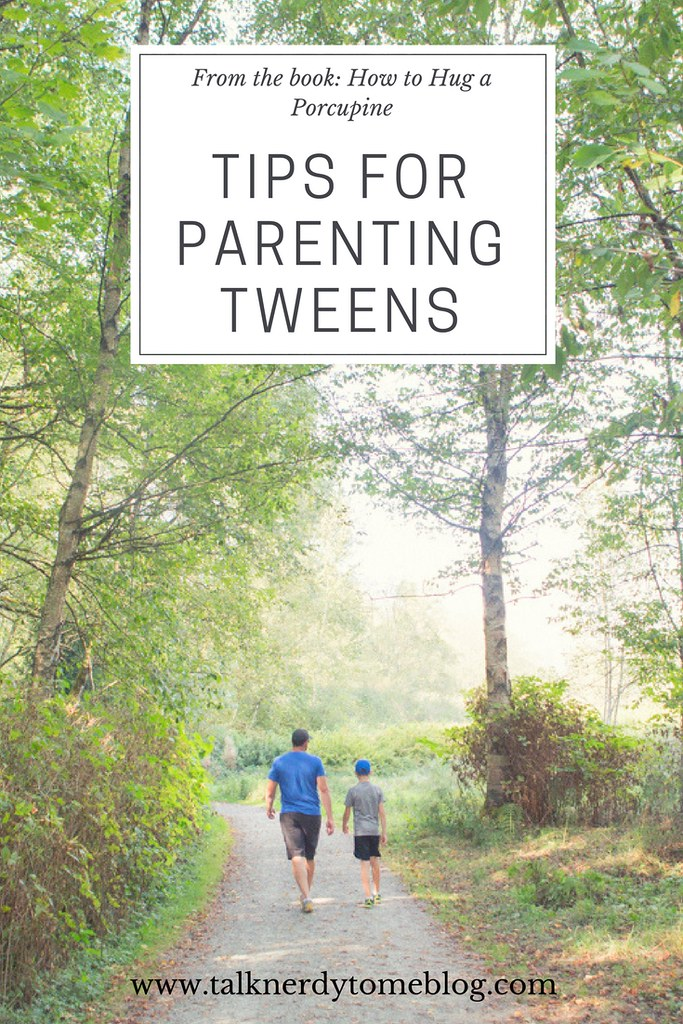 Five simple tips for parenting preteens