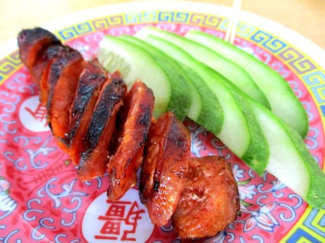 Kopitiam Fantasy Taiwan sausage 1