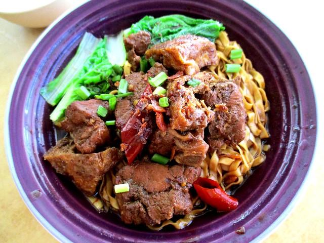 Noal's Noodle pork rib noodles 3