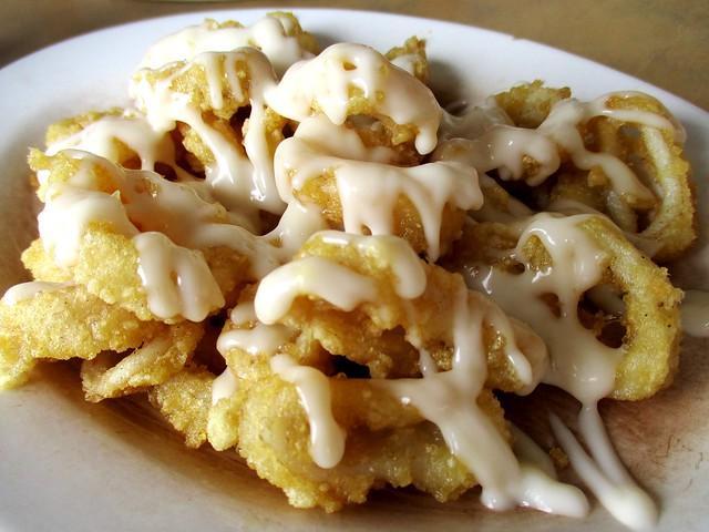 Mei Le Cafe salad sotong