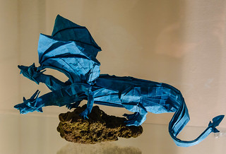 Two headed dragon - Nham Van Son | by Origami Enthusiast