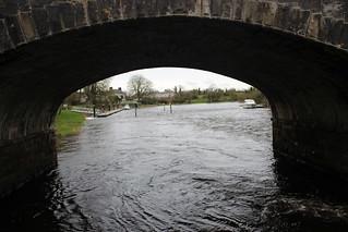 The River Erne, Belturbet