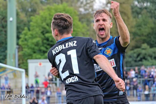 TuS Koblenz - TSV Eintracht Stadtallendorf 1:0 36872860700_538d0c014c_z