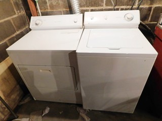 Maytag washer & Whirlpool dryer | by thornhill3