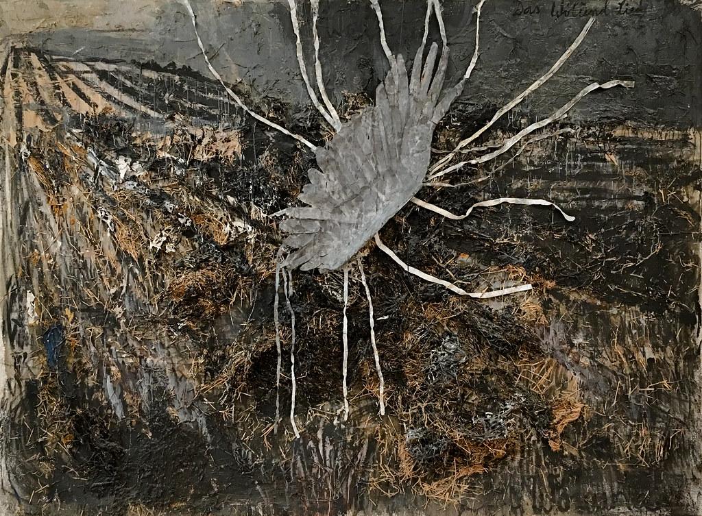 Anselm Kiefer, Wölundlied (Wayland\'s Song), 1982 | #sfmoma #… | Flickr