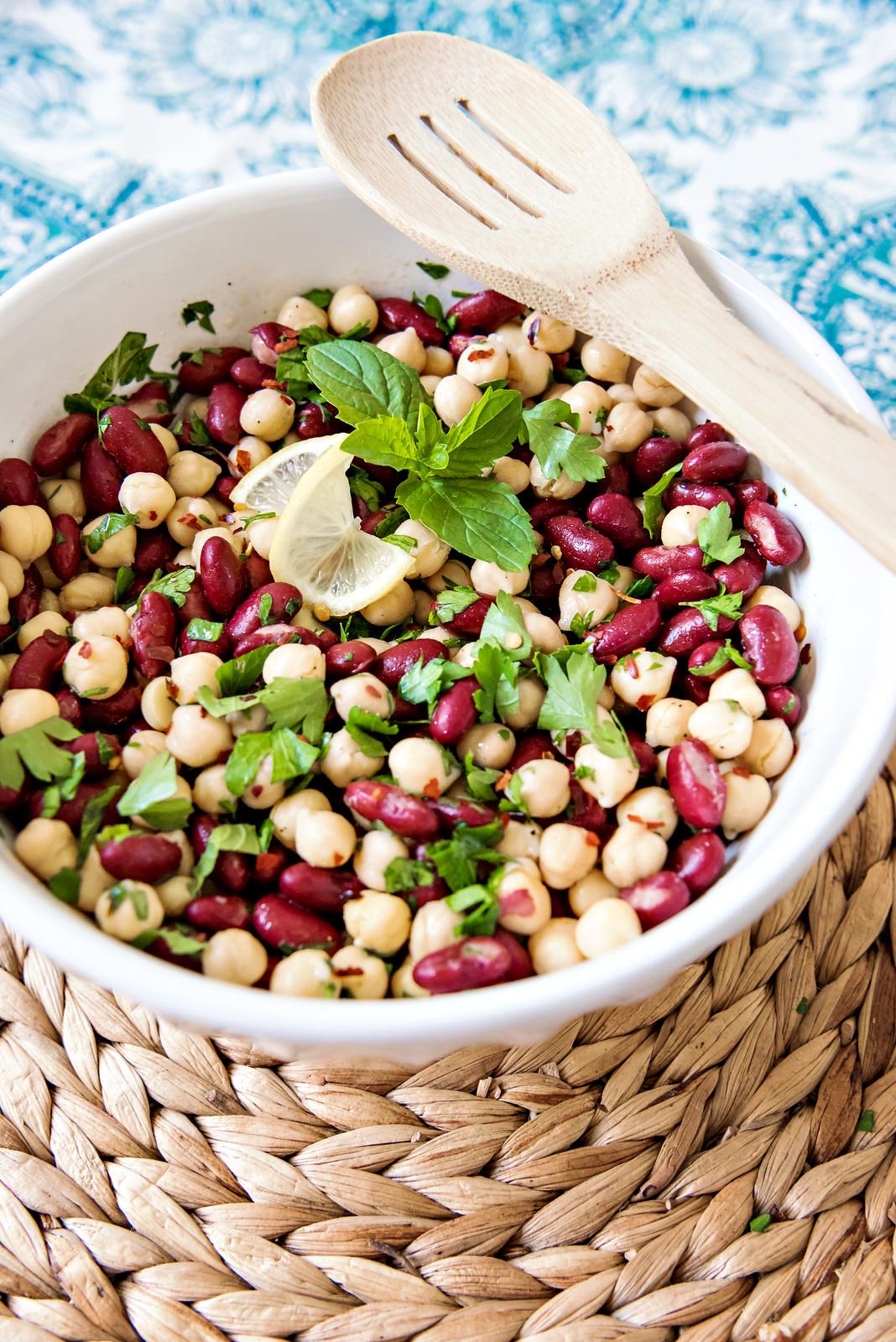 2 bean salad