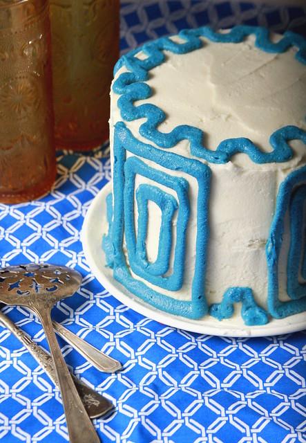 Greek Isles Cake