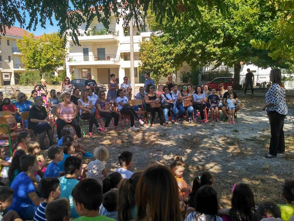 Κάτοικοι και Δήμος Ιωαννιτών σχεδιάζουν τις γειτονιές του μέλλοντος