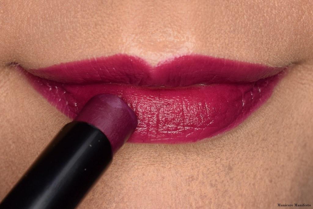 Mary Kay Mulberry Muse lipstick swatch