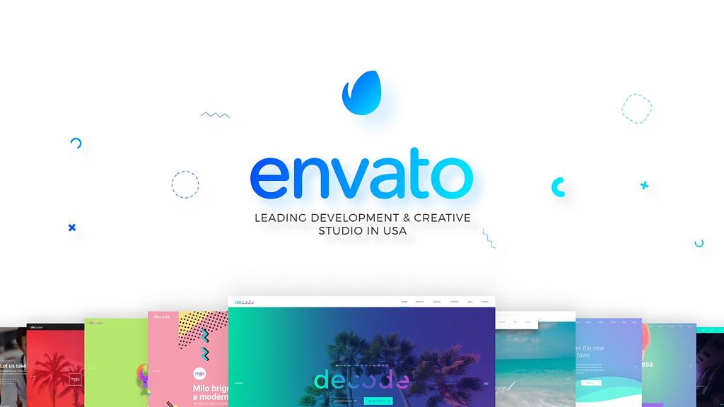 Website / Design & Development Agency Presentation - 2