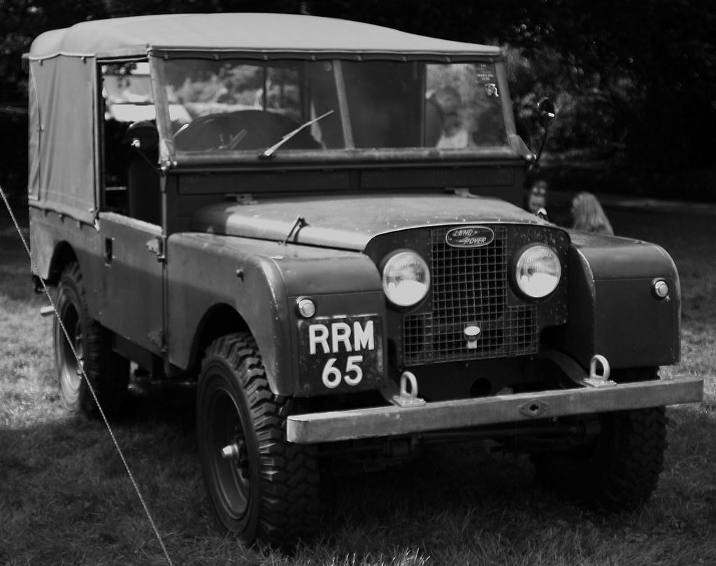 Hebden Bridge Classic Car Show