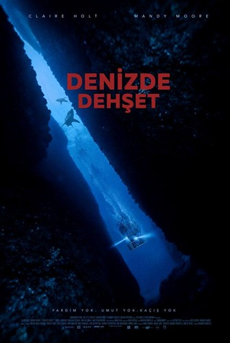 Denizde Dehşet - 47 Meters Down (2017)