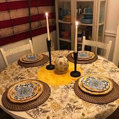 Pier one table setting | Forsaken Fotos | Flickr