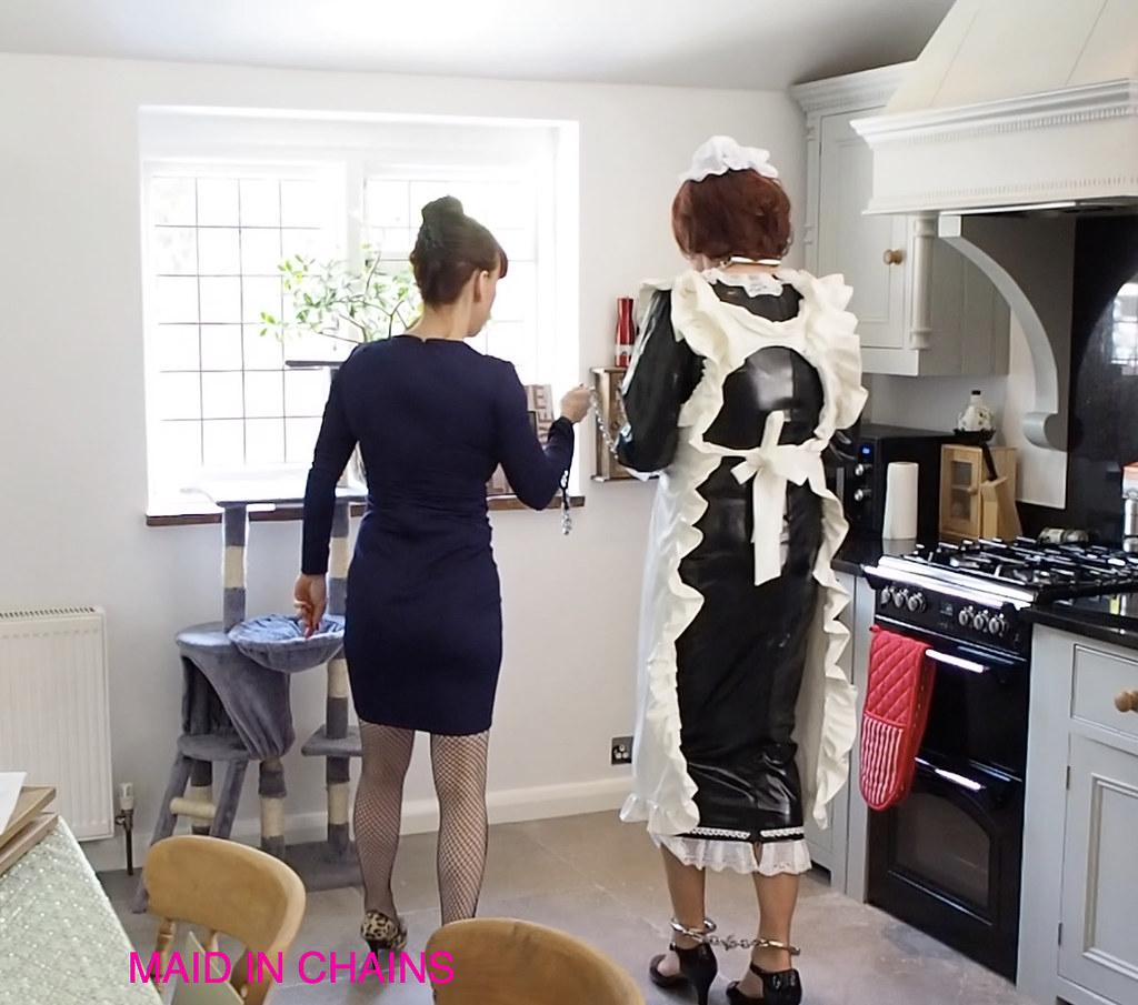 Beauty fetish ironing-1471