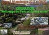 """Affiche de l'opération """"Nettoyage du Cavu et de ses accès"""" du Samedi 16 septembre 2017"""