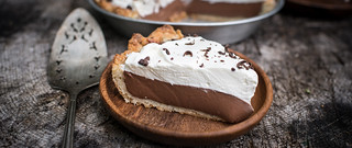 Chocolate Pie | by goingslowly