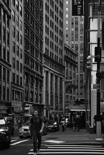 Financial District Views 4 B&W | by C.M. Keiner