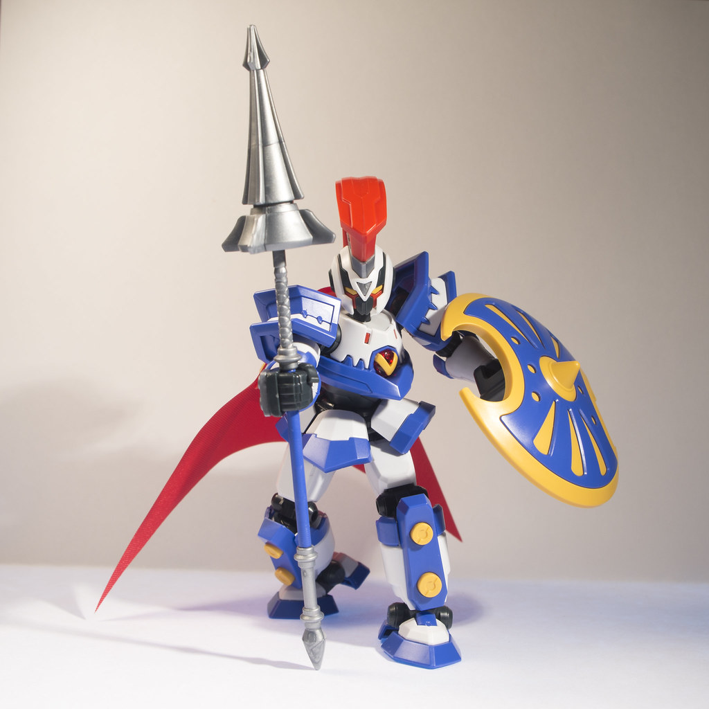 Lbx Hyper Function Achilles Very Nice I Really Like This Flickr