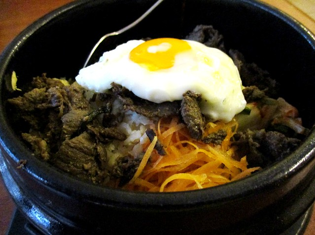 Loco Kitchen bibimbap