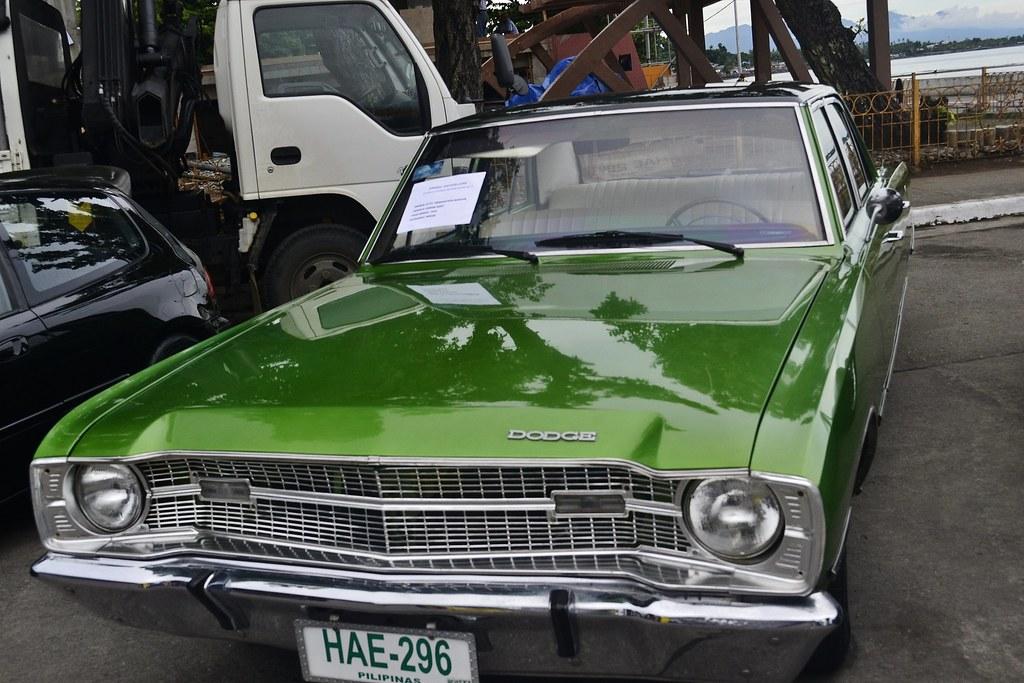 Dodge Dart Philippines >> 1969 Dodge Dart 4 Door Sedan Philippines Ormoc City Fies Flickr