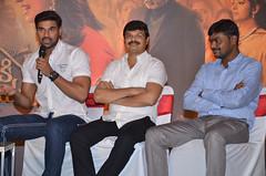 Jaya Janaki Nayaka Movie Pressmeet Stills