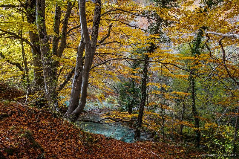 El río Urederra