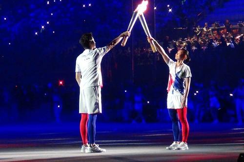 IEspectacular inauguración de la Universiada Mundial