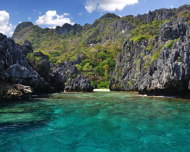 La Secret Beach, uno de los lugares más bonitos que visitar en Filipinas