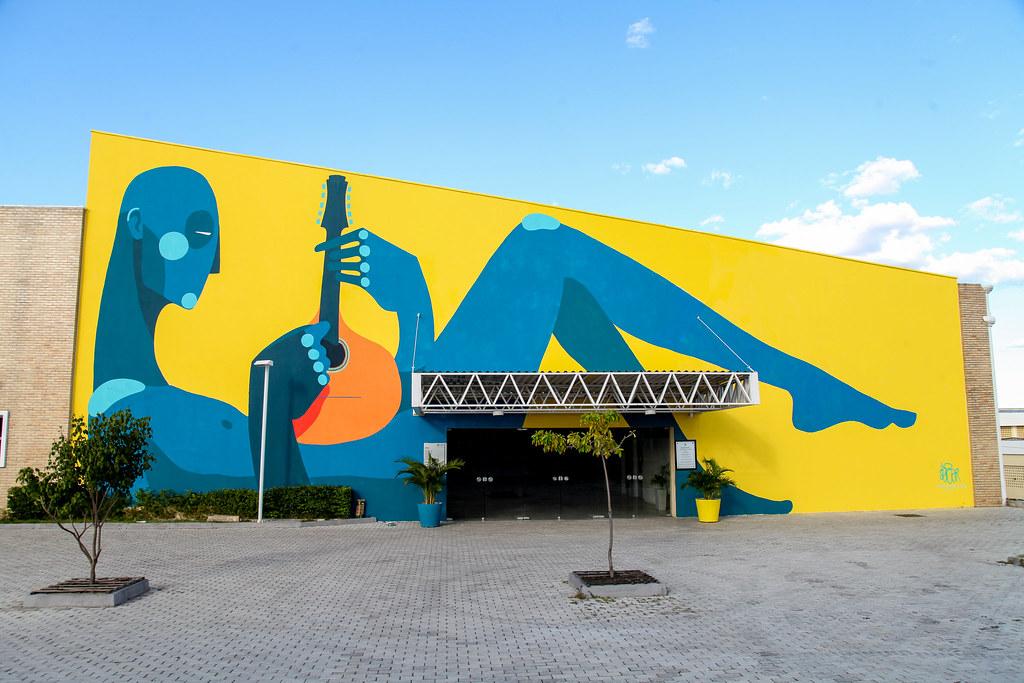Resultado de imagem para arte urbana em sobral ufc